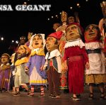 Reportatge 'Dansa gegant' (PEDRES DE GIRONA)