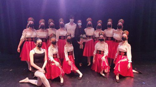 Presentació del Ballet Jove de Girona