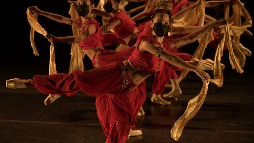 El Ballet Jove a l'espectacle Dansem!