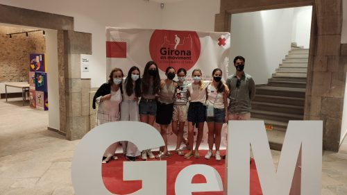 El Ballet Jove de Girona participa al festival Girona en Moviment
