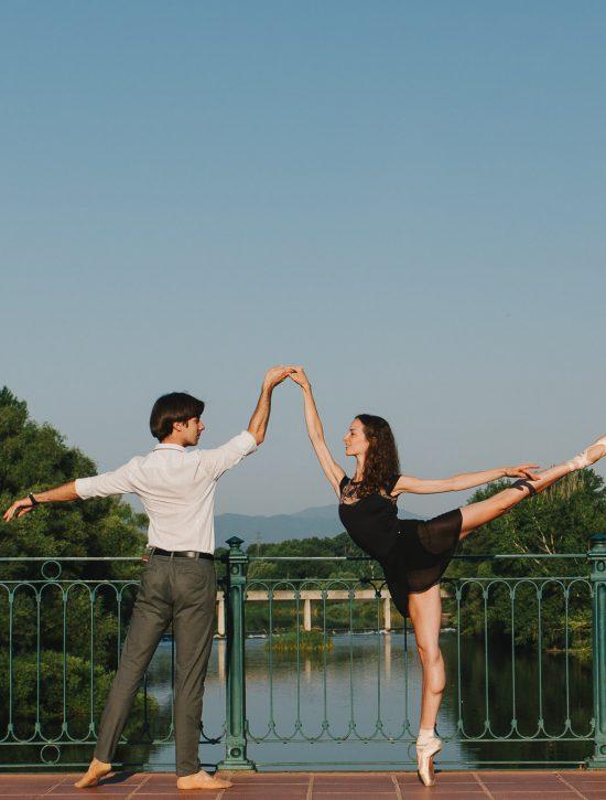 Dancers of Girona - Beto Perez